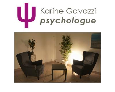 Karine Gavazzi — Psychologue Lyon 6